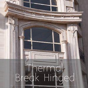 پنجره های ترمال بریک