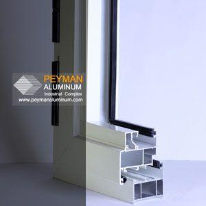 تفاوت پنجره آلومینیومی با upvc