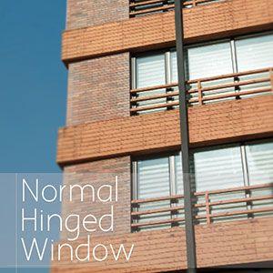 پنجره های آلومینیومی
