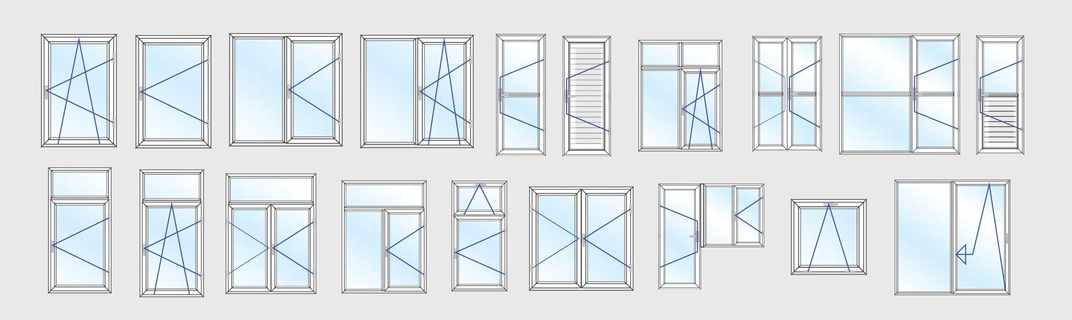 پنجره ترمال بریک