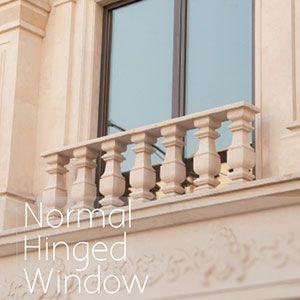 تفاوت اصلی پنجره دوجداره آلومینیومی با upvc
