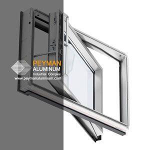 قیمت پنجره آلومینیوم نرمال