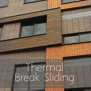 پنجره دوجداره ترمال بریک